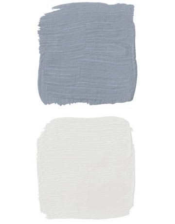 Colors for bedroom furniture. with the blue as a base and then a light brush over with white, pulling back with steel wool in some spots to show more color.