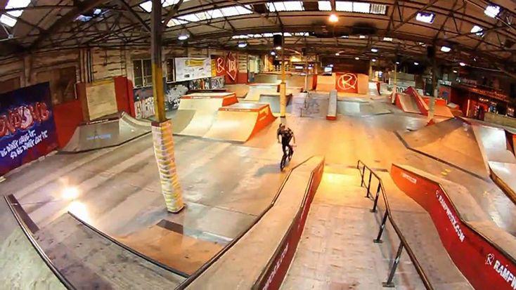 Top Indoor UK Skateparks | NASS Festival 2017