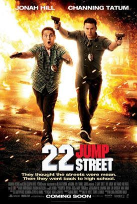 22 Jump Street is an action film produced comedy starring Jonah Hill and Channing Tatum, a script by Michael Bacall and Oren Uziel of the story Jonah Hill, Michael Bacall with directors Phil Lord and Chris Miller. It is the sequel to the 2012 movie 21 Jump Street, which is also based on the television series th 1987 under the same name by Stephen J. Cannell and Patrick Hasburgh.
