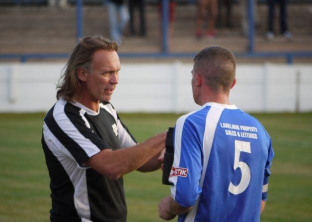 Lancaster City 3-3 Skelmersdale United