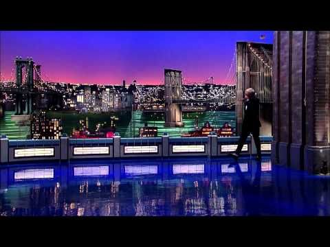 Goodbye David Letterman and All! | PiledHigher.com