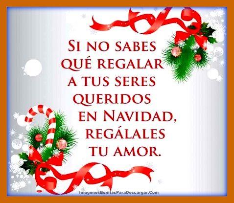 Frasesamor Frases De Amor En Navidad Cortas