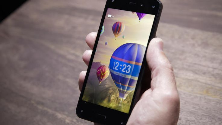 Amazon Fire Phone Preview - CNET