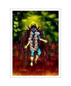 BHADRAKALI - Art work by Himanshu rai