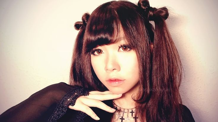 Hair Style Japan: 1423 Best Images About Cute Asian Pigtails