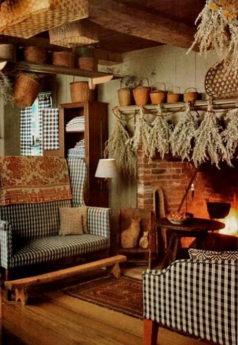 36 Stylish Primitive Home Decorating Ideas: 232 Best Images About Keeping Room On Pinterest