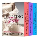 Tempting Fate - Fate with a Helping Hand (BOX SET 1-3) (Kindle Edition)By Lisa Mondello
