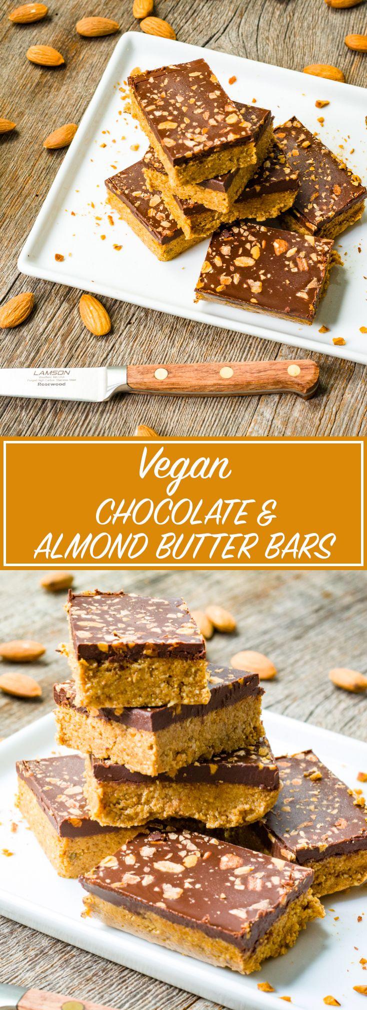 Vegan, Paleo, Chocolate, Almond Butter, Oats, Dessert, Snack, Quick, Easy