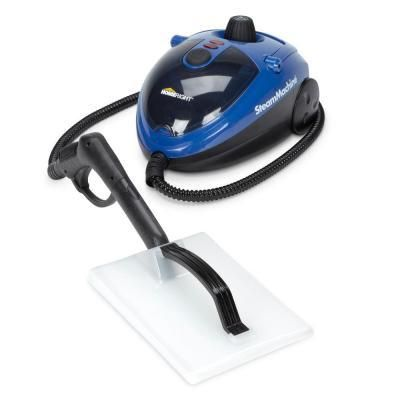 HomeRight SteamMachine Steamer for Steam Cleaning and
