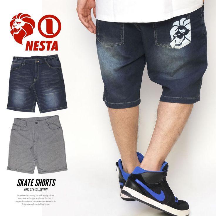 ネスタブランド NESTA BRAND ハーフパンツ メンズ ショート スウ :5v3216:DEEP B系・ストリートファッション - 通販 - Yahoo!ショッピング