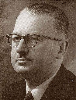 Marais Viljoen -  State President of South Africa from 4 June 1979 until 3 September 1984
