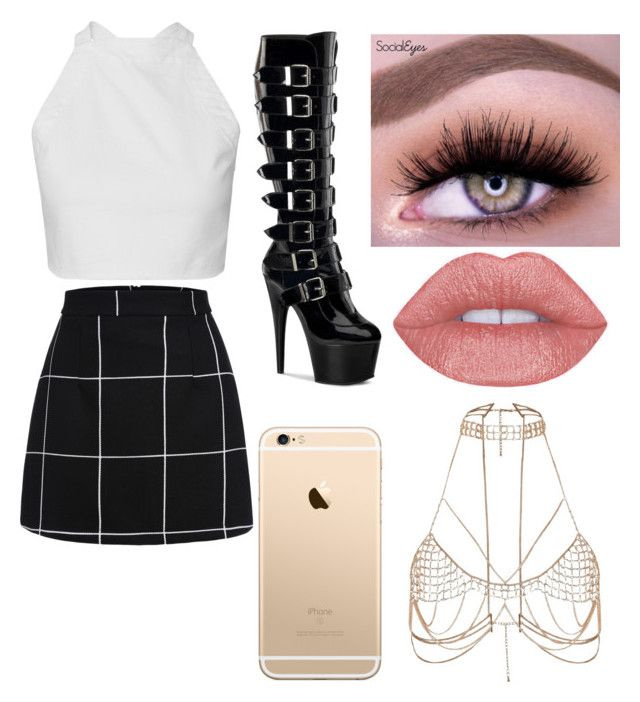 """""""Untitled #61"""" by valentina-carvajal92005 on Polyvore featuring River Island"""
