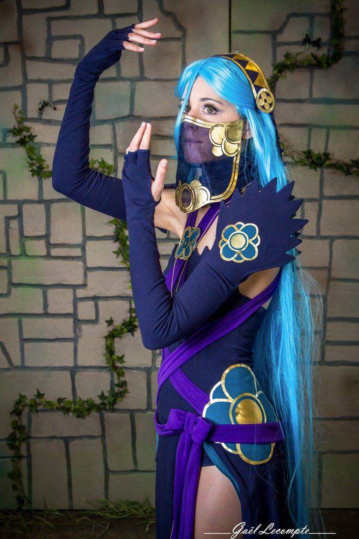 Azura cosplay - Fire Emblem Fates by Tinu-viel #fireemblemcosplay #fireemblem #fireemblemazura #azuracosplay #azura #cosplay #costumes