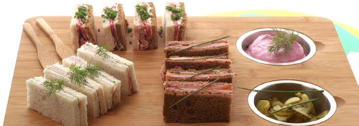 Confira opções de sanduíches saborosos e refrescantes.