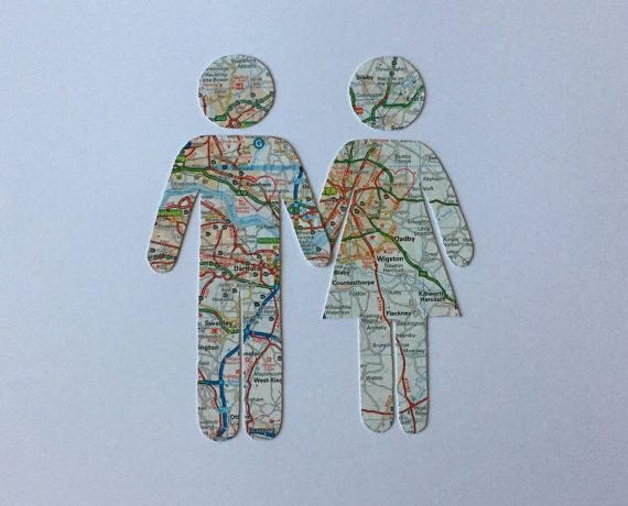 Medida mapa arte  relación de larga distancia  boda regalo