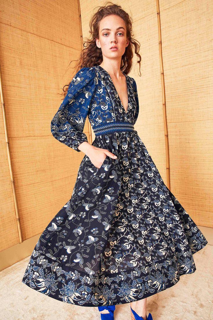 Ulla Johnson Resort 2018 Collection Photos - Vogue