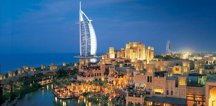 The Burj al Arab In Dubai