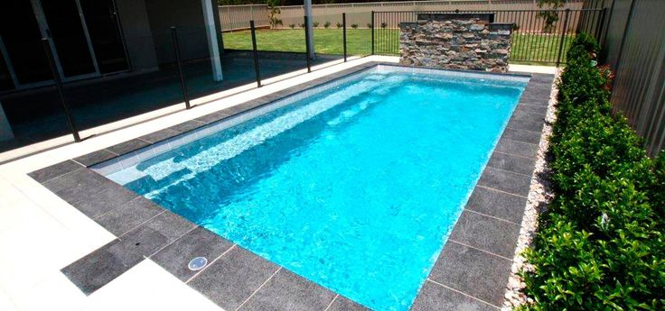 The Reflection » Leisure Pools USA *Fiberglass