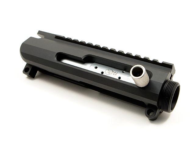 Mega Arms AR-15 SBU Billet Upper with Side Charging Handle Slot
