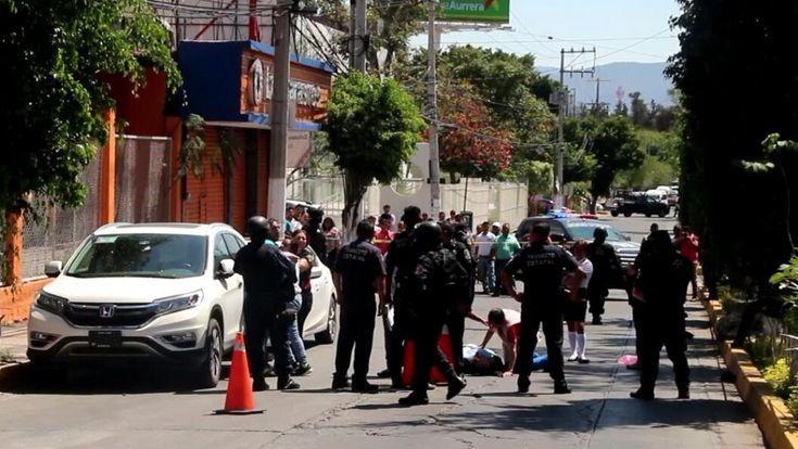 Asesinan a un hombre a tiros en Chilpancingo
