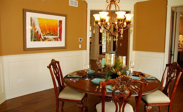 17 best images about design ideas on pinterest ceiling for Casual dining room wall decorating ideas