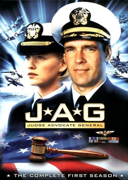 JAG - Wojskowe Biuro Śledcze (1995-2005)  | Harmon Rabb, były pilot marynarki wojennej Stanów Zjednoczonych, zostaje przeniesiony do JAG, gdzie prowadzi kolejne sprawy jako adwokat.