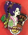 Hard Rock Cafe SYDNEY 2016 ANIME GIRL Series PIN Bongo Drum Gemstones HRC #91432