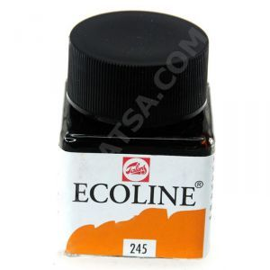 Talens Ecoline Sıvı Suluboya 30 ml. 245 Saffron Yellow