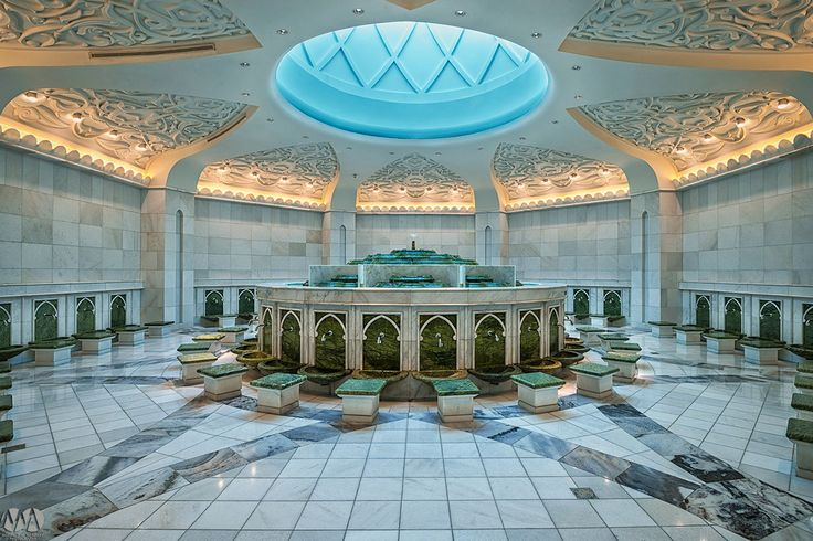 Ablution Area by Mohamed Alwerdany on 500px