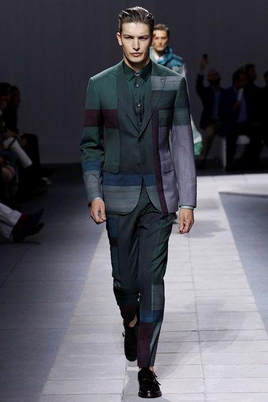 Sfilata Brioni Milano Moda Uomo Primavera Estate 2016 - Vogue