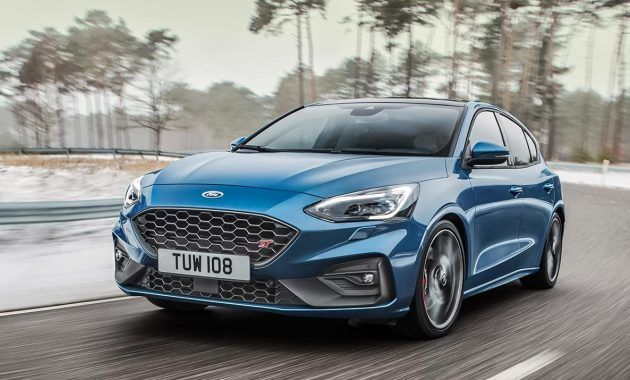 Ford Focus St 2020 Revealed Exterior Interior And Engine Ford
