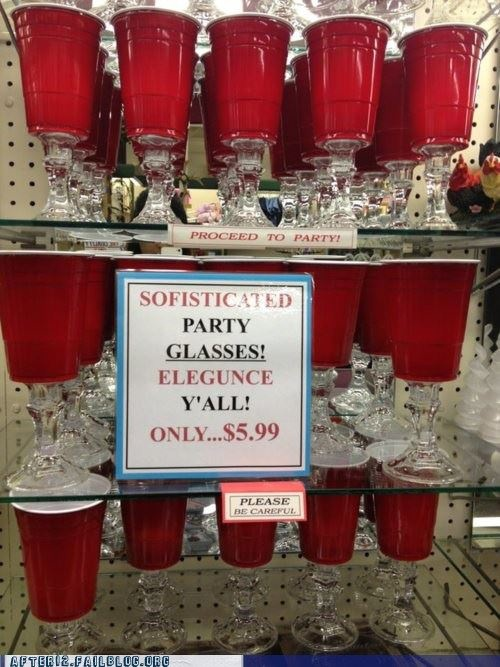 Must-Have party glasses....OMG