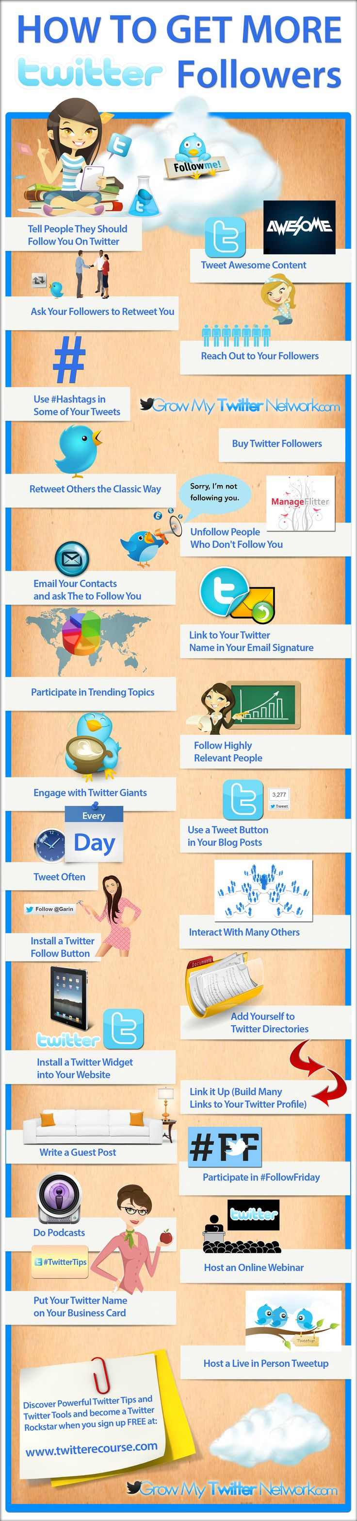 How-To-Get-More-Twitter-Followers | That's if you want them, that is! But wouldn't buy them as #6 suggests.