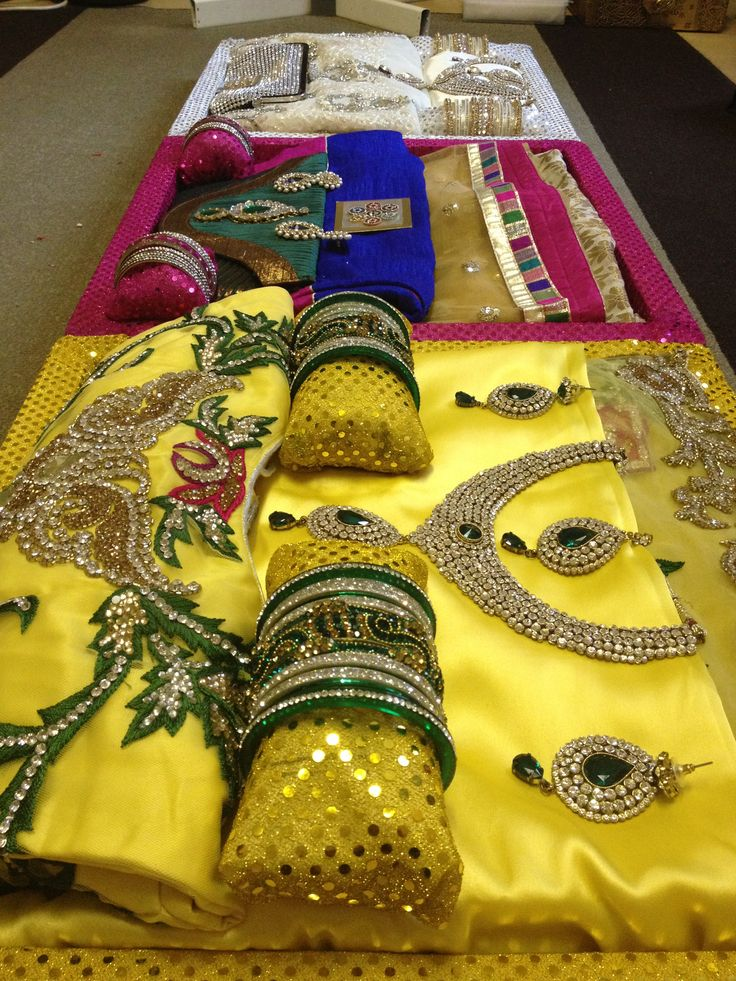 Indian Wedding Gift Ideas For Bride Images Decoration