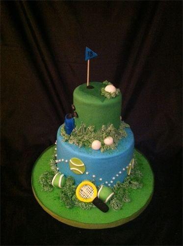 Custom Cake Th Birthday