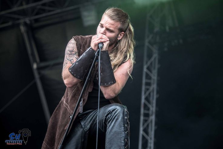 Chrileon Photo by Swen Heim, SH Livepics Rockharz 2016 #TwilightForce #music #metal #concert #gig #musician #Chrileon #singer #vocalist #frontman #tattoo #blond #longhair #festival #photo #fantasy #cosplay #larp #man #onstage #live #celebrity #band #Sweden #Swedish #Rockharz