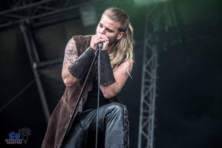 Chrileon Photo by Swen Heim, SH Livepics Rockharz 2016 #TwilightForce #music #metal #concert #gig #musician #Chrileon #singer #vocalist #frontman #tattoo #blond #longhair #festival #photo #fantasy #cosplay #larp #man #onstage #live #celebrity #band #Sweden #Swedish #Rockharz