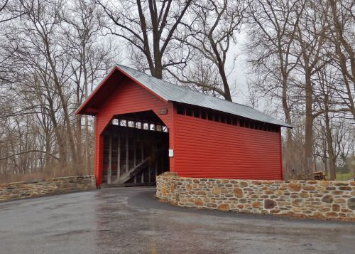 Covered Bridges of northern Frederick County, Maryland