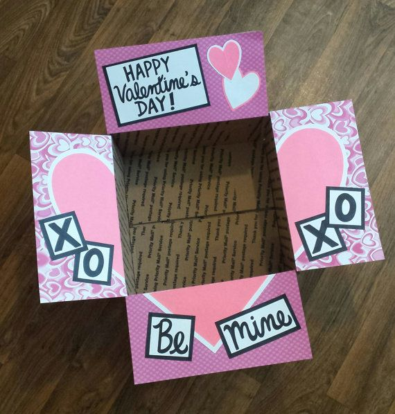 Care Package Decorating Kit Valentine's Day by OneDayCloserDesigns