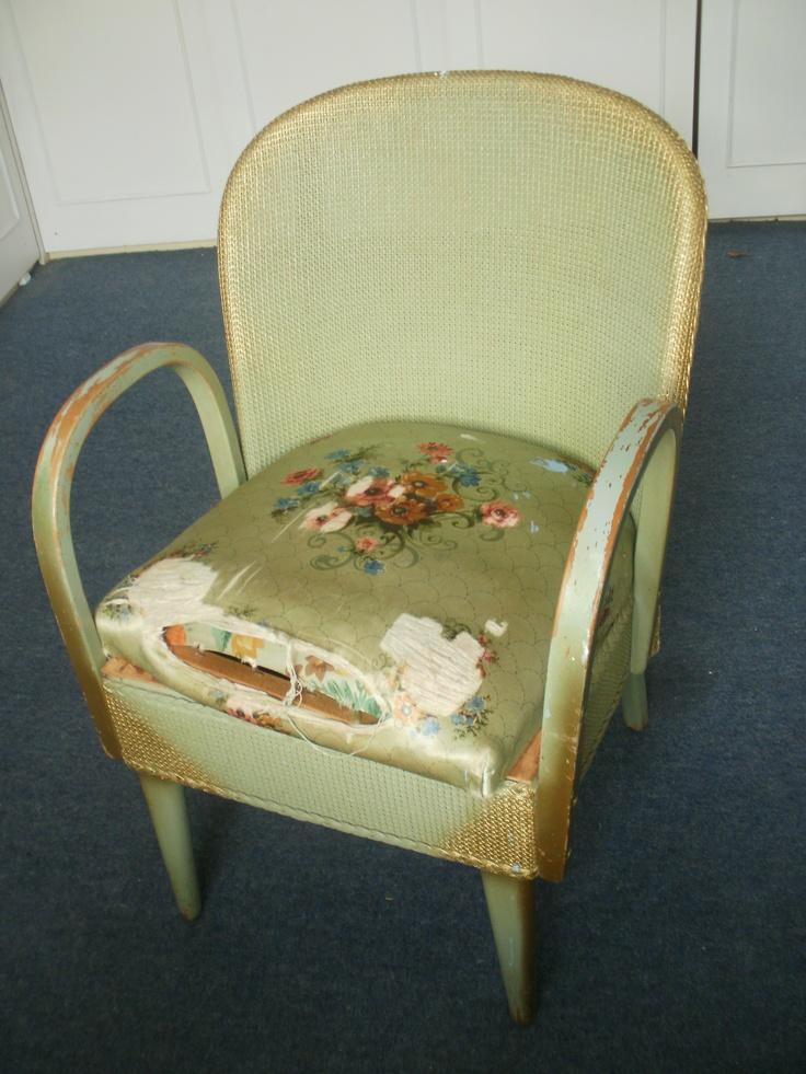 mum's chair