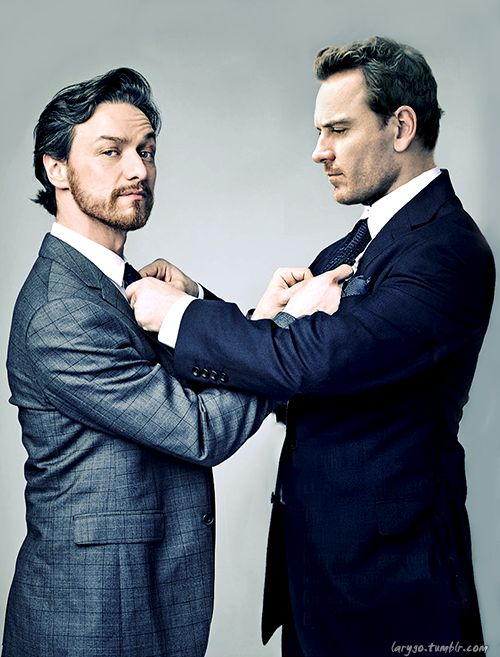 ¿Cuánto mide James McAvoy? - Real height 5a2b9bb2329993833033064a7c11162a--two-men-james-mcavoy-michael-fassbender