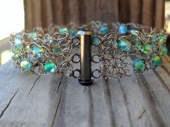 wire crochet Wire Crochet and DIY Pinterest