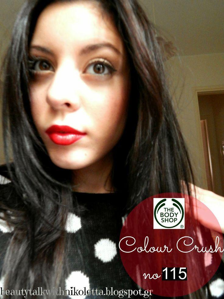 Beauty Talk with Nikoletta : ~My Winter MUST-have lipsticks!~