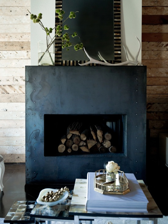 Tile Fireplace Surround Design, Pictures, Remodel, Decor And Ideas   Page 31