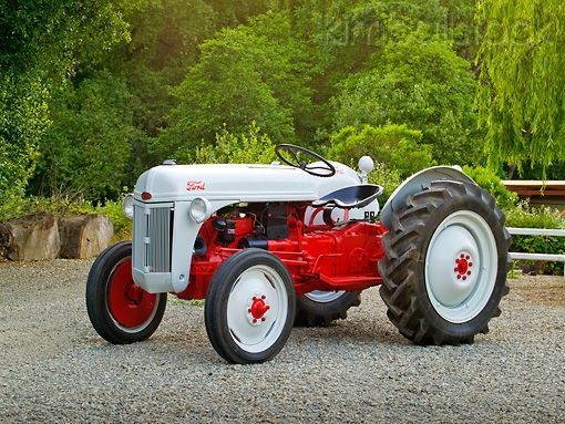 1948 Ford 9n Tractor : Best ford n and tractors images on pinterest old