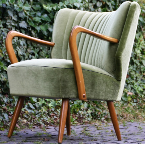 Cocktailsessel 50er mit armlehne  25 besten Sessel Bilder auf Pinterest | Marktplatz, 60er jahre und ...