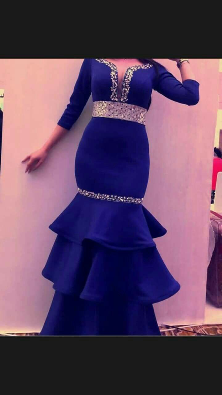 Pin By Mimi Nawara On جيلاتين Designer Dresses Indian Party Wear Evening Dresses