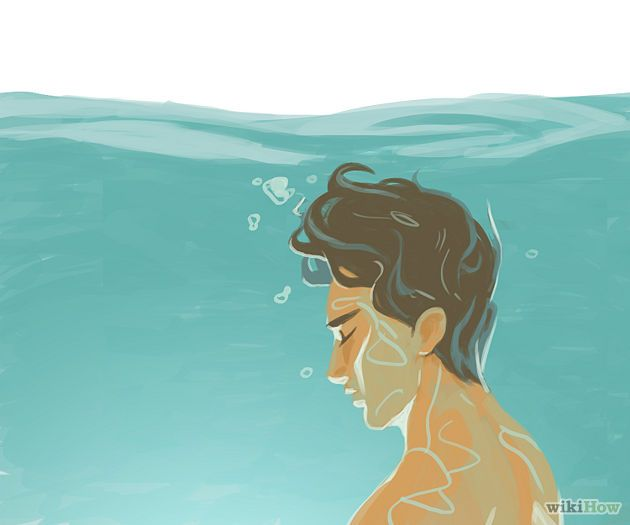 How to Hold Your Breath Underwater for Long Periods of Time | I am the daughter of Poseidon!... I can do this >:)