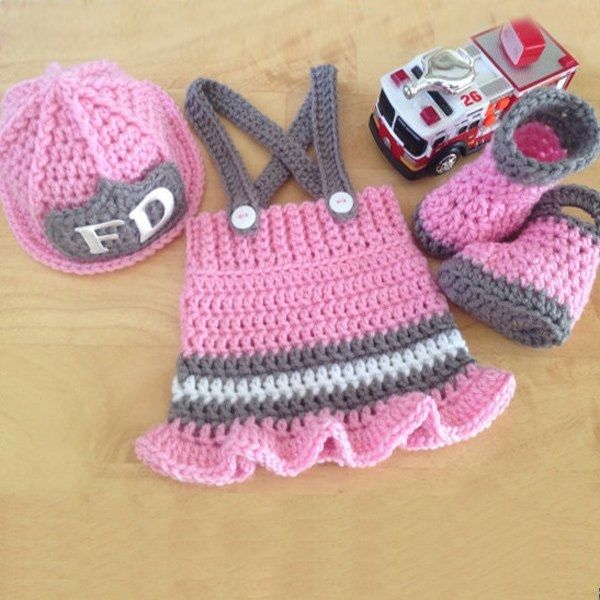 11.89$  Buy here - http://diknn.justgood.pw/go.php?t=202599101 - Handmade Crochet Photography Prop Clothes Set For Baby 11.89$
