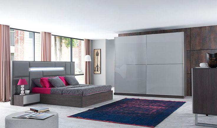 MADRİD VİZON YATAK ODASI Spor tasarımdan hoşlananalar için http://www.yildizmobilya.com.tr/madrid-vizon-yatak-odasi-pmu5724  #bed #bedroom #furniture #ihtisam #mobilya #home #ev #dekorasyon #kadın #ev #avangarde http://www.yildizmobilya.com.tr/